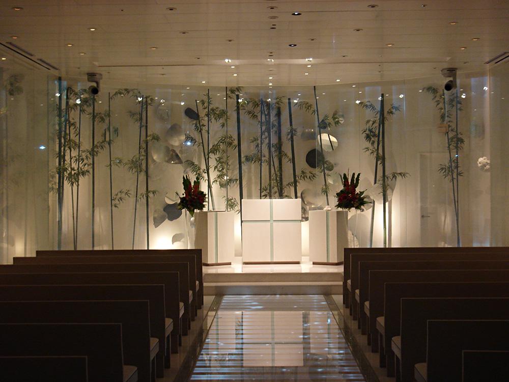 某結婚式場